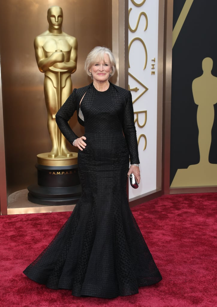 Image result for glenn close oscars