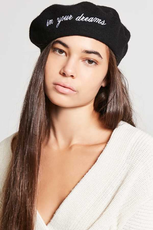 445c4ff40c632 Forever 21 Wool Beret