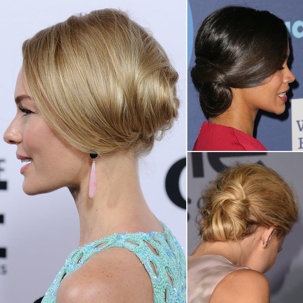 Ways to Wear Hair in Chignons and Low Buns