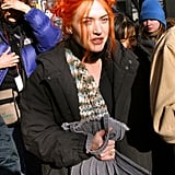 On Set For Eternal Sunshine of the Spotless Mind, 2004