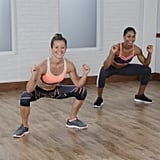 10-Minute Jumping Workout to Burn Major Calories