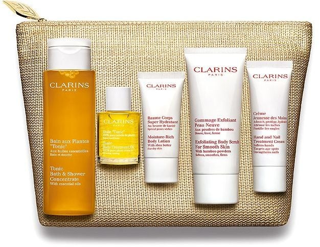 1a32d616064a Clarins Body Care Collection  Spa Treats  Gift Set