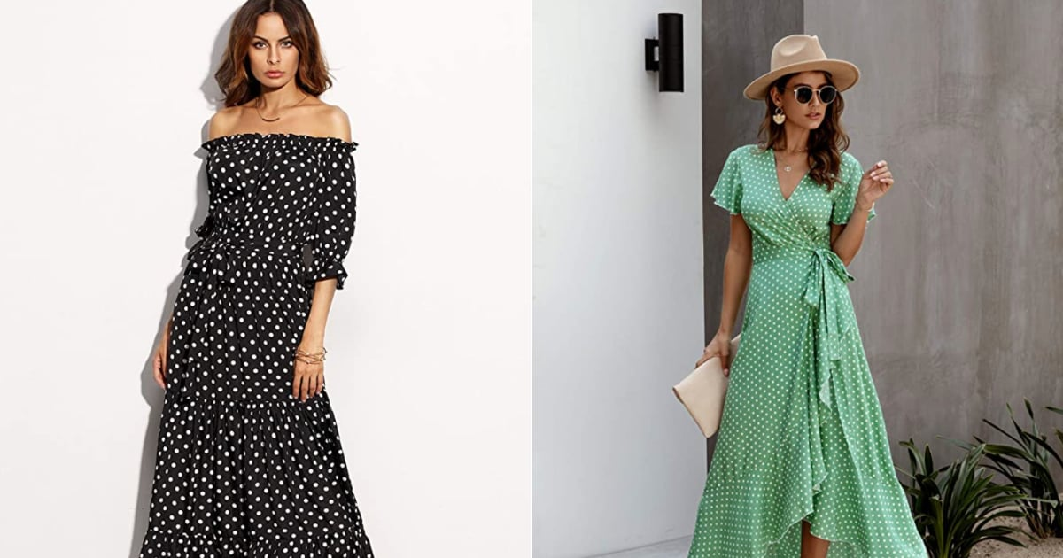 11 Polka-Dot Dresses Reviewers Are Loving on Amazon — and We See Why!
