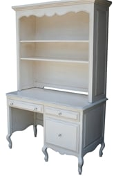 provence desk with hutch ($2820)