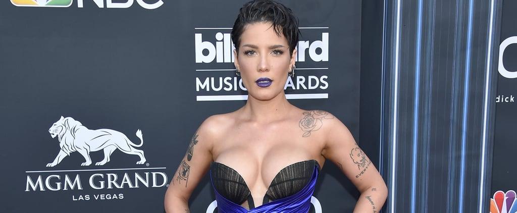 Halsey Dress at the Billboard Music Awards 2019