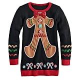 Gingerbread Sweater