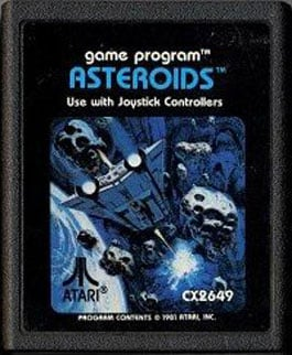 Four Studios Fought For the Rights to the Asteroids Video Game?