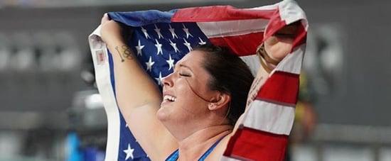 DeAnna Price Wins the Hammer Throw World Title 2019