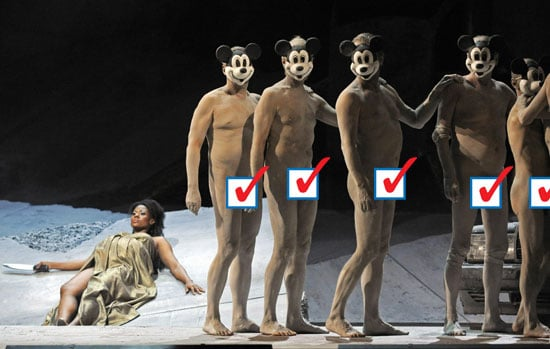 Would You Watch an Opera That Incorporates 9/11, Naked Cast?