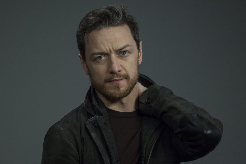 James McAvoy as Bill D...