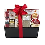Omaha Steaks Wine Country Snacks Gift Basket