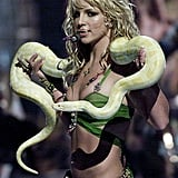 "Britney Spears ""Slave 4 U"" 2001 VMAs Funko Pop! Figurine"