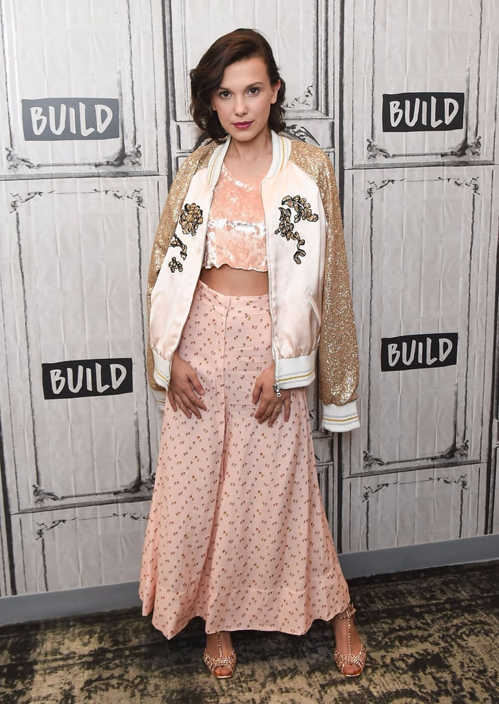 2017 Was the Year Millie Bobby Brown Became Our Style Icon