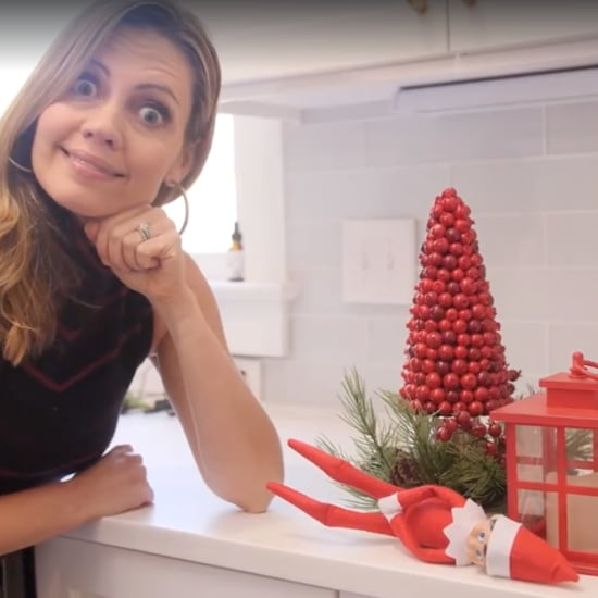 Funny Holderness Music Video About Lazy Elf on the Shelf