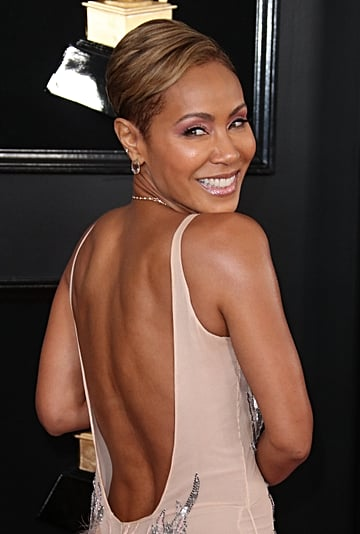 Jada Pinkett Smith Blonde March 2019