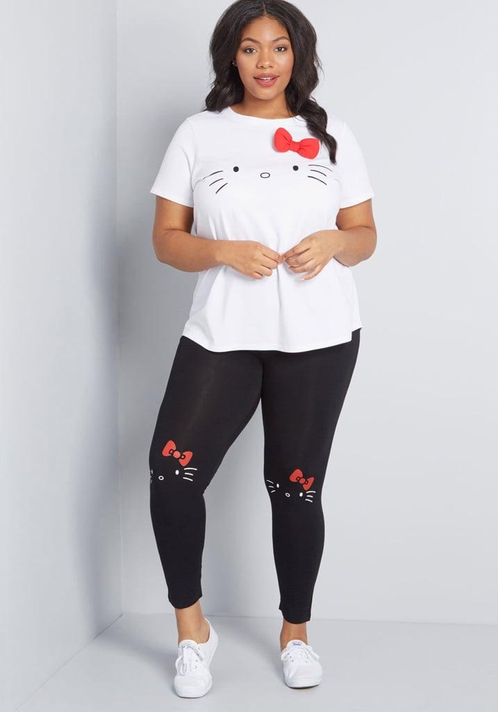 8710524db ModCloth for Hello Kitty Comfortably Kawaii Leggings | Hello Kitty ...
