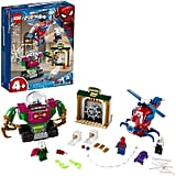 Lego Spider-Man The Menace of Mysterio