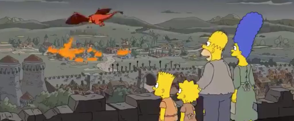 The Simpsons Game of Thrones Season 8 Prediction