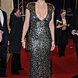 Kate Winslet went with a chest-baring Jenny Packham for the Cesar Film Awards in Paris in February.