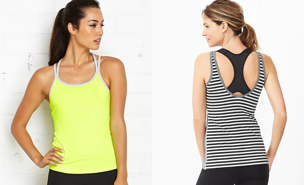 Affordable Summer Workout Tanks