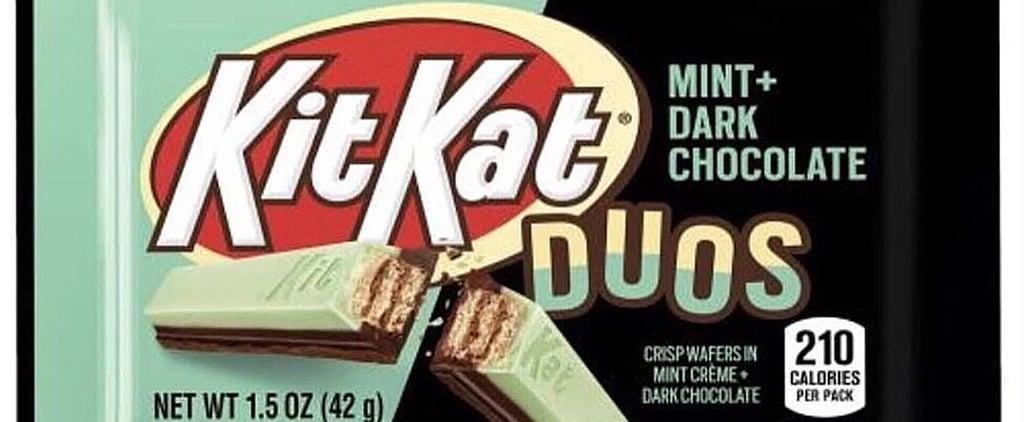 Mint Dark Chocolate KitKats