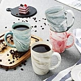 Hoomeet Marble Ceramic Coffee Mugs