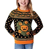 Pumpkin Patch Child Halloween Sweater