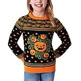 Pumpkin Patch Child Halloween Sweater