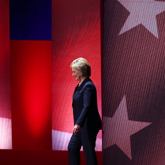 Hillary Clinton's Comment About Being a Woman For President