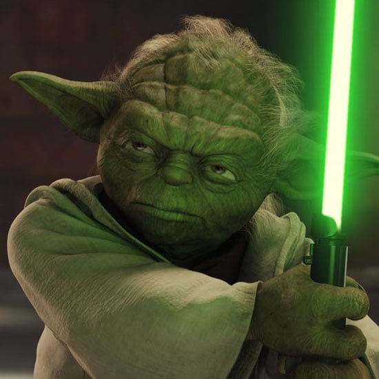 On Fear Anger And Hate Famous Yoda Quotes Popsugar Tech Photo 6