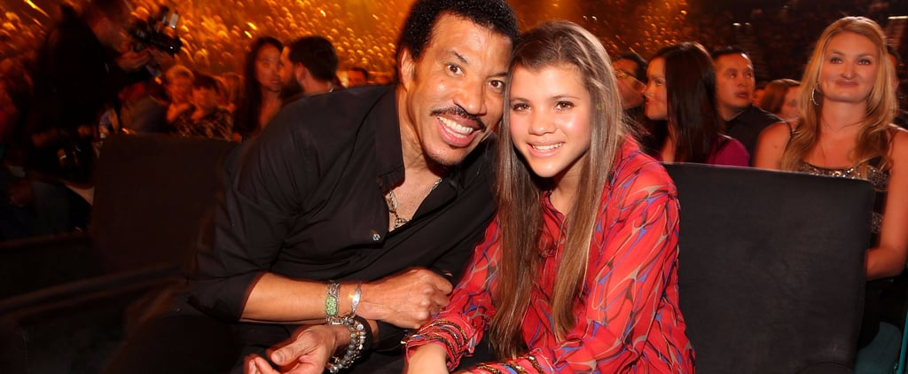 Lionel Richie Talks About Sofia Dating Scott Disick