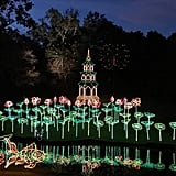 Bellingrath Gardens and Home's Magic Christmas in Lights in Theodore, Alabama