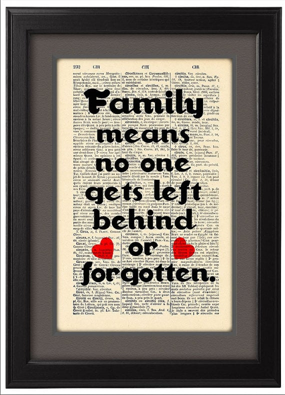 Together Forever   15 Family Quotes That Are Picture Perfect ...