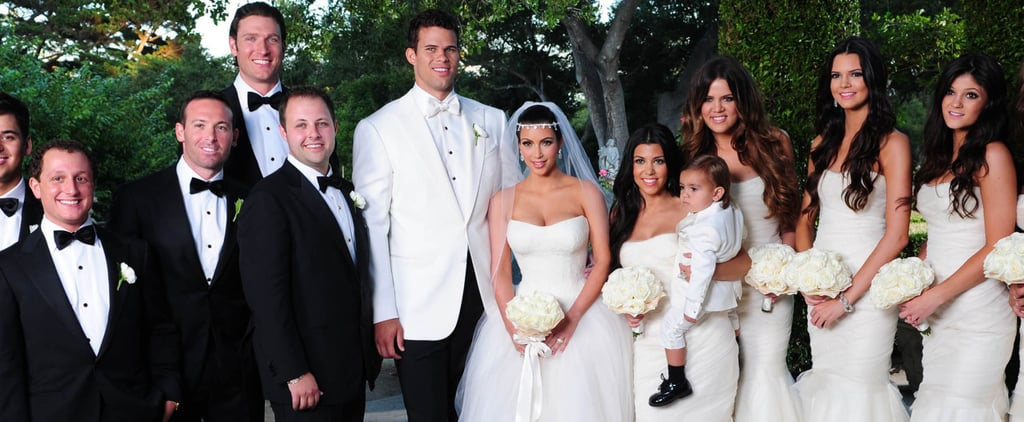 Which of Kim Kardashian's Weddings Was More Insane? An Investigation