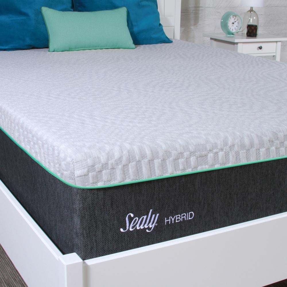 Sealy Medium Hybrid Tight Top Queen Mattress