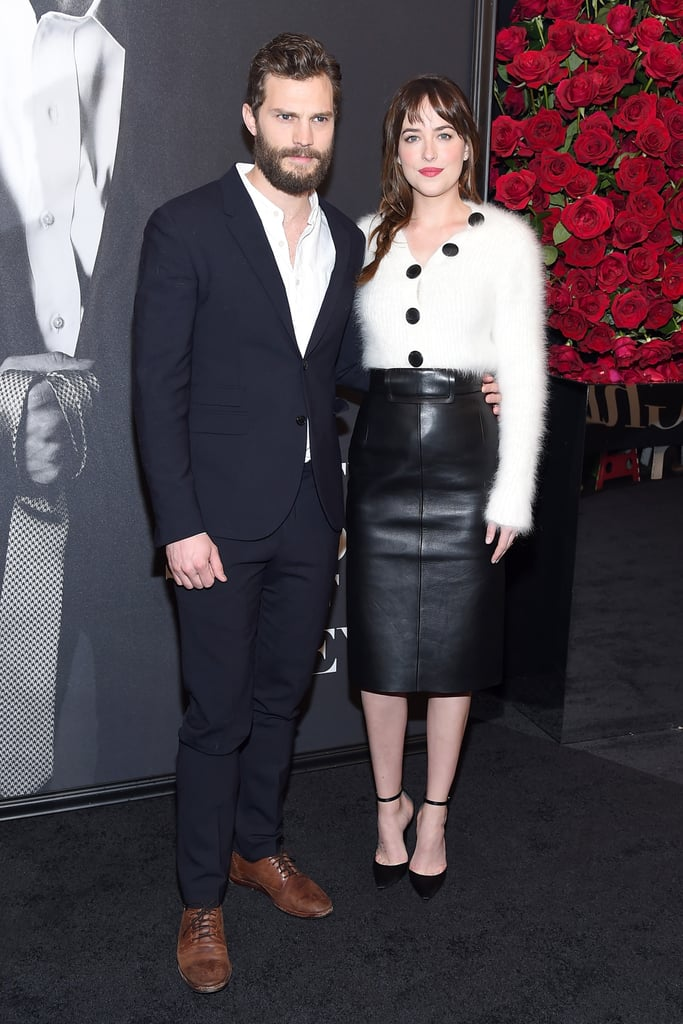 Fifty Shades of Grey Red Carpet Pictures 2015