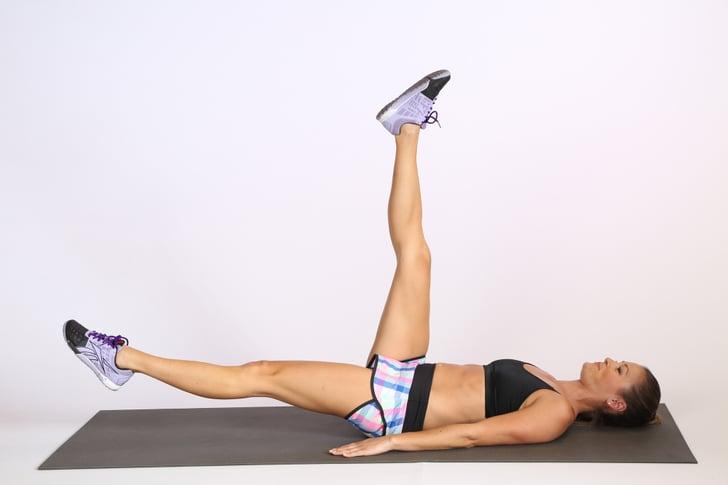 Lower Abdominal Exercises Popsugar Fitness