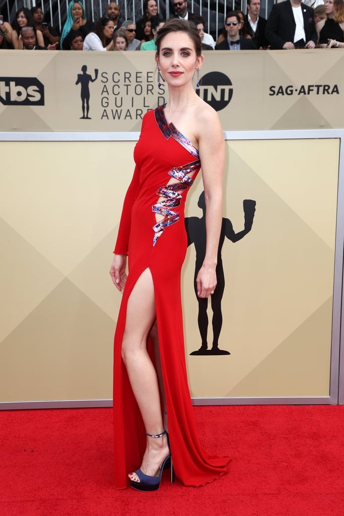 SAG Awards Sexiest Dresses