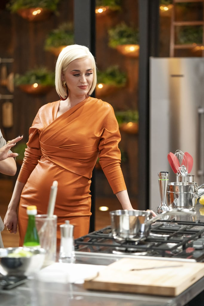 Reactions to Katy Perry on MasterChef 2020