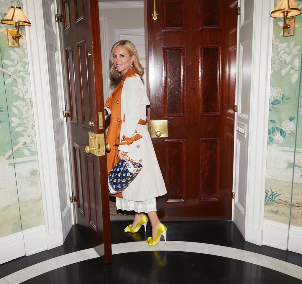 Tory Burch Spring 2020 Comes With an Iconic '80s Twist