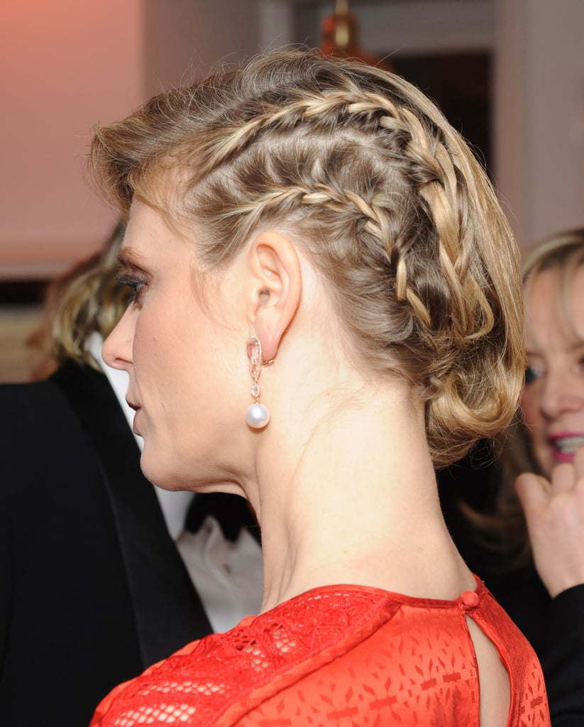 New Wave Auto >> Emilia Fox | Best Summer Plaited Hairstyles For Warm Weather | POPSUGAR Beauty UK Photo 12