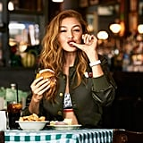 A Day in the Life of Gigi Hadid Sounds So Normal — Until You Remember She's a Supermodel