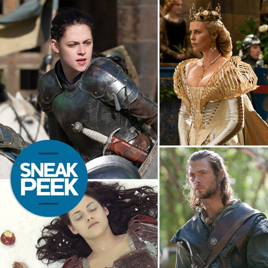 Movie Sneak Peek: Snow White and the Huntsman