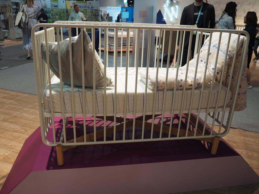 Babyletto Bixby Metal Convertible Crib