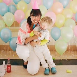 Neon-Themed Birthday Party For Kids