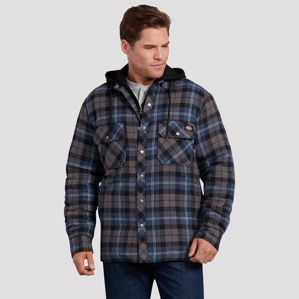31e826bb9a Dickies Men s Big   Tall Long Sleeve Jacket