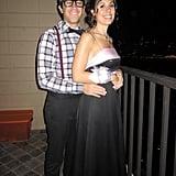 Nerd and Prom Queen