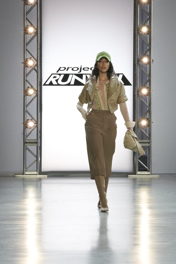 Project Runway Season 18 Finale: Victoria Cocieru