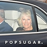 Camilla, the Duchess of Cornwall, and Prince Charles arrived at Buckingham Palace together.