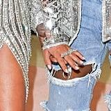 Kim Kardashian's Nails at the 2016 Met Gala